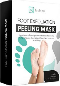 Lavinso Foot Peel Mask Review