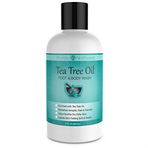 Purely Northwest Tea Tree Oil Body Wash Review