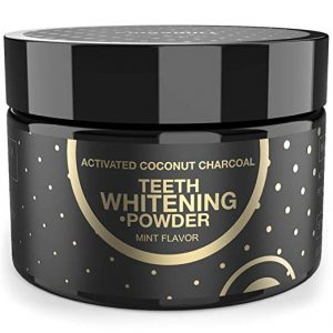 Fairywill Activated Charcoal Teeth Whitening Powder Review