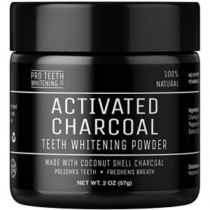 Pro Teeth Whitening Co. Activated Charcoal Powder Review