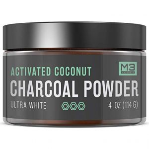 M3 Naturals Premium Teeth Whitening Charcoal Powder Review