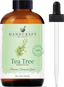 Handcraft Blends Tea Tree Essential Oil Review