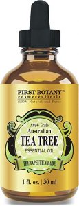First Botany Cosmeceuticals Tea Tree Essential Oil Review