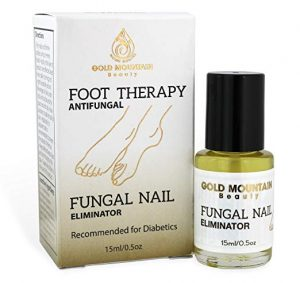 Gold Mountain Beauty Fungal Nail Eliminator Review