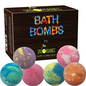 Sky Organics Bath Bombs Review