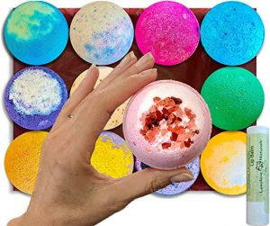 Luna Love Naturals Bath Bombs Review