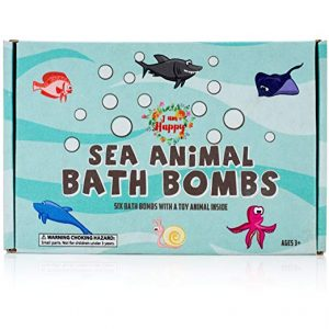 I Am Happy Bath Bombs Review