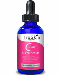 TruSkin Naturals Vitamin C-Plus Super Serum Review
