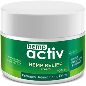 Kaizedo Hempactiv Pain Relief Cream