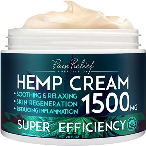 Pain Relief Corporation Hemp Cream