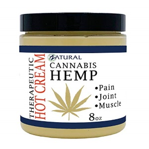 Zatural Hemp Hot Cream