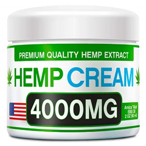 Arvesa Hemp Pain Relief Cream