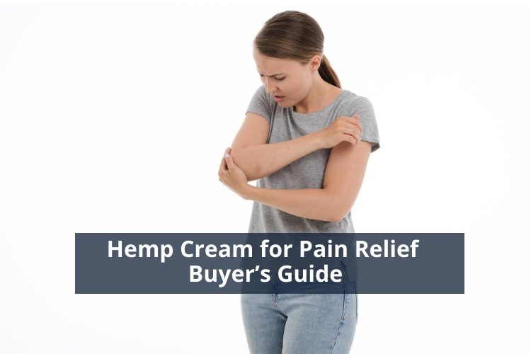 Hemp Cream for Pain Relief